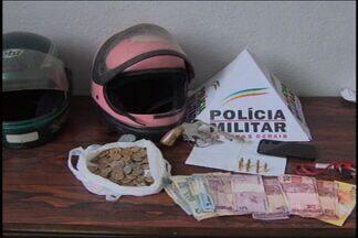 Padaria é assaltada em Divinópolis - PM explica como foi crime.