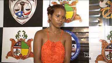Polícia apresenta suspeitos de assalto a ônibus em que mulher morreu em São Luís - Polícia apresenta suspeitos de assalto a ônibus em que mulher morreu em São Luís