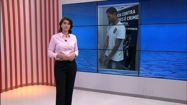 Acusado de estuprar mulher em Fernando de Noronha é preso pela polícia - Imagem do acusado foi enviada pela Secretária de Defesa Social de Pernambuco