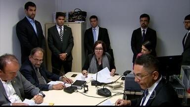 Juízes do Interior de Pernambuco recebem capacitação para atuar em audiências de custódia - Na audiência de custódia o juiz determina a liberação ou não da pessoa acusada de algum crise que foi presa em flagrante.