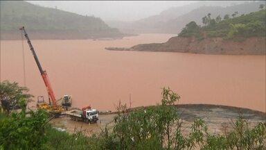 Especialistas avaliam medidas da Samarco para áreas atingidas - O Ministério Público afirma que o estudo de impactos no caso de um novo rompimento das barragens entregue pela Samarco, nesta semana, é insuficiente.