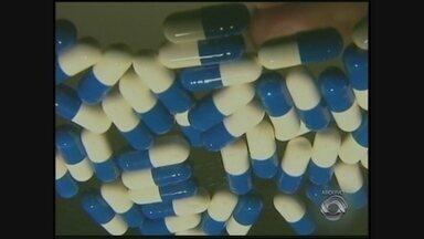 Laboratório em Florianópolis faz testes com a fosfoetanolamina - Laboratório em Florianópolis faz testes com a fosfoetanolamina