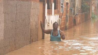 Prefeitura de Paraíba do Sul decreta estado de calamidade pública - A chuva que atingiu o final de semana no sul do estado fez a prefeitura de Paraíba do Sul decretar estado de calamidade pública.