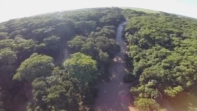 Cheia no rio Turvo alaga áreas rurais e ranchos na região de Rio Preto - A chuva dos últimos dias afetou bastante as áreas rurais de várias cidades da região noroeste paulista, muitos rios subiram e transbordaram. Um rio que subiu muito foi o Turvo, que passa por cidades próximas a São José do Rio Preto (SP).