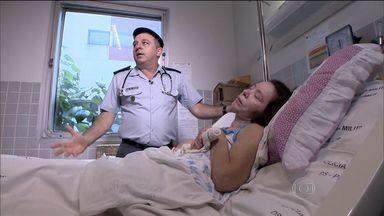 Mulher não identificada vive em coma há 15 anos em Hospital da Polícia Militar do ES - Ministério Público acompanha o caso.