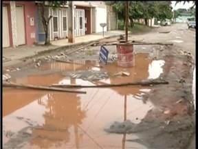 Blitz do MG: Moradores do Bairro Cidade Jardim cobram melhoria na infraestrutura das ruas - Segundo eles, o problema é antigo.