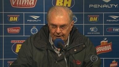 Presidente do Cruzeiro fala pela primeira vez sobre a declaração de Benecy Queiroz - Para Gilvan, supervisor teria inventado o caso