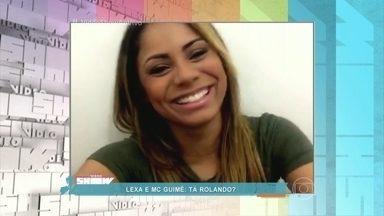 Lexa confirma que está comprometida com Mc Guimê - Confira as notícias dos famosos