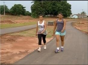 Frequentadores do Parque Cimba em Araguaína reclamam da estrutura do espaço - Frequentadores do Parque Cimba em Araguaína reclamam da estrutura do espaço