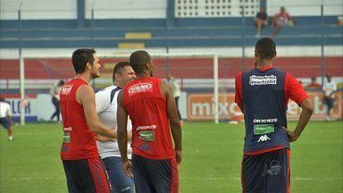 Fortaleza treina sério para início do Cearense - Tricolor do Pici só quer pensar em brincadeira no final do campeonato.