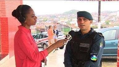 Fechamento de posto policial é tema de entrevista - Fechamento de posto policial é tema de entrevista.