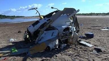 Laudo aponta falhas do piloto em acidente que matou Fernandão - Relatório do Cenipa mostra que ele não era habilitado para voos noturnos. Condições meteorológicas eram favoráveis e não houve falha no helicoptero.
