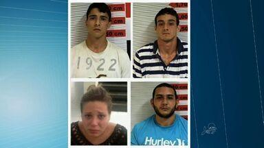 Polícia prende quatro suspeitos de tráfico de drogas sintéticas em Fortaleza - Drogas em vendidas em festas raves de Fortaleza.