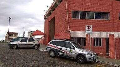 Comunidade se preocupa com fechamento de posto policial comunitário - Comunidade se preocupa com fechamento de posto policial comunitário.