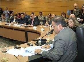 Estado anuncia nova estrutura de governo e mudança de secretários - Estado anuncia nova estrutura de governo e mudança de secretários
