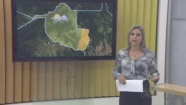 Confira a previsão do tempo para esta sexta-feira (22) - Veja como será o tempo em Rondônia.