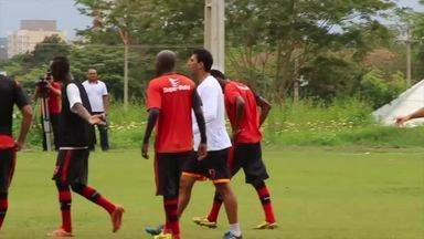 Boletim do Flamengo-PI - treino 22/01/2016 - Boletim do Flamengo-PI - treino 22/01/2016