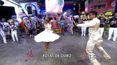 Confira os destaques da Rosas de Ouro - Rosas de Ouro promete trazer muitas novidades para o carnaval 2016 de São Paulo. Confira.