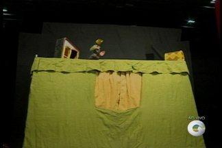 """Teatro """"A Revolta das Chupetas"""" é apresentado em Petrolina - Espetáculo é voltado para o público infantil"""