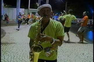Em Salgueiro, as prévias de Carnaval já começaram - Grupos começam o esquenta para o Carnaval 2016