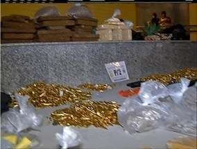 PM apreende grande quantidade de drogas na Região dos Lagos, no RJ - Operação foi realizada nesta sexta-feira (22).