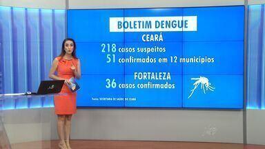 Ministro da Saúde inicia mobilização contra o Aedes aegypti no Ceará - Mosquito transmite a dengue, chicungunya e zíka vírus.
