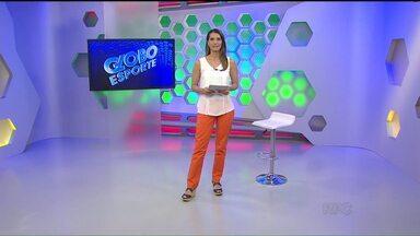 Veja a edição na íntegra do Globo Esporte Paraná de sábado, 23/01/2016 - Programa foi apresentado por Janaína Castilho.