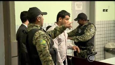 Presa quadrilha suspeita de aplicar golpes no comércio de Teresina - Presa quadrilha suspeita de aplicar golpes no comércio de Teresina