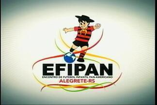 Confira programação do Efipan para essa sexta (22) - Assista ao vídeo.