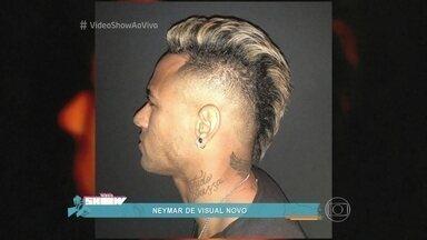 News: Neymar está pronto para desfilar pela Grande Rio - Confira mais notícias dos famosos nas redes sociais