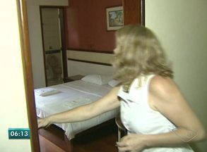 Reservas em hotéis de Cachoeiro de Itapemirim, ES, lotam para show de Roberto Carlos - Em alguns não têm mais vagas.