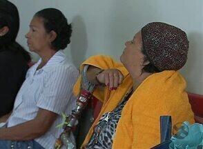 Poulação reclama de unidades de saúde de Caruaru no 'Você no ABTV' - Superlotação na policlínica do Salgado é uma das denúncias.