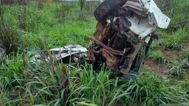 BR-259 é cenário de vários acidentes em poucos dias, em Baixo Guandu, Noroeste do ES - ESTV investiga quais as possíveis causas dos acidentes.