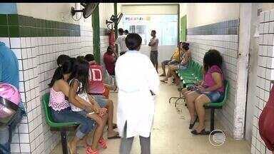Hospitais e postos registram transtornos no primeiro dia de paralisação dos médicos - Hospitais e postos de saúde registram transtornos no primeiro dia de paralisação dos médicos