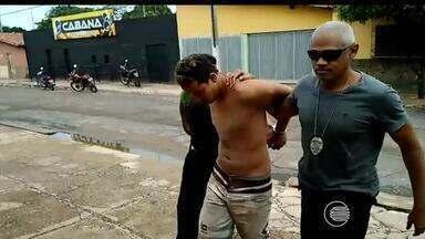 Polícia Civil prende em União suspeito de estupro - Polícia Civil prende em União suspeito de estupro