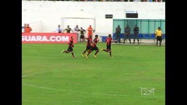 Com dois gols de Marcos Paullo, Moto vence o Araioses - Marcos Paullo marca duas vezes, Jefferson e Juninho Pindaré completam a vitória rubro-negra, enquanto Maurício desconta para o Araioses