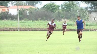 Zé Teodoro define River-PI para estreia no Campeonato Piauiense - Zé Teodoro define River-PI para estreia no Campeonato Piauiense
