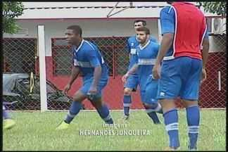 Uberaba Sport faz amistoso contra equipe de Frutal - Confronto faz parte da preparação para o Módulo II, com estreia em 13 de fevereiro. Jogo ocorre no sábado, às 16h, na casa do adversário
