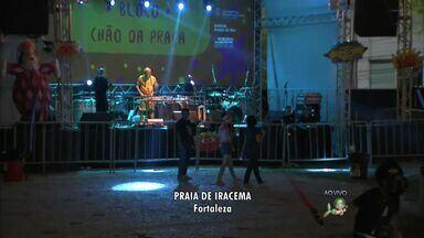 Foliões iniciam os festejos do último fim de semana de pré-carnaval em Fortaleza - Confira a programação.