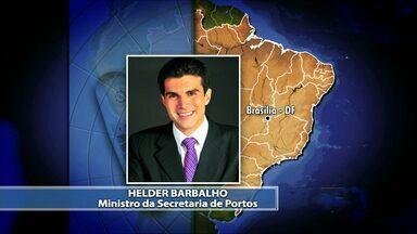 Ministério dos Transportes vai iniciar processo para concessão da BR-163 até Santarém - Ministro dos Portos, Helder Barbalho comentou sobre a decisão do governo federal.
