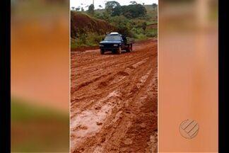 Motoristas reclamam de condições da Transamazônica - Rodovia tem trechos críticos que nunca receberam asfalto.