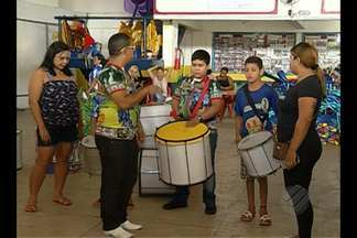 Desfiles do Carnaval de Belém começam nesta sexta - Motoristas devem ficar atentos a mudanças no trânsito.