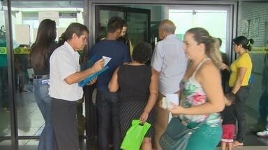 Movimento para cadastro biométrico continua intenso em Manaus - Nesta quinta-feira, o TRE-AM disponibiliza o agendamento online do serviço.