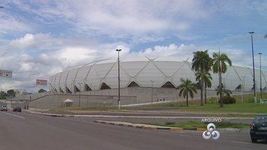 Arena da Amazônia recebe avaliação cinco estrelas entre estádios do Brasil - Arena Vivaldo Lima recebeu placa de classificação de nível máximo de excelência.
