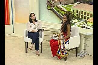 Vencedora do 'Rainha das Rainhas 2016' fala sobre a emoção pela conquista do título - Tereza Araújo representou o Clube dos Advogados e faturou título. Ela concedeu entrevista no primeiro dia de reinado neste sábado (30) ao Jornal Liberal 1ª Edição.