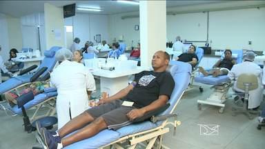 Hemomar de São Luís inicia campanha de doação de sangue durante carnaval - O Hemomar de São Luís inicia campanha de doação de sangue durante carnaval.