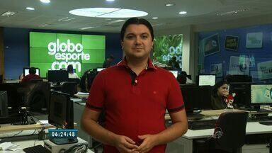 Confira os destaques do GloboEsporte.com desta terça-feira (2) - Saiba mais em globoesporte.com/ce.
