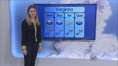 Confira a previsão do tempo para este sábado (6) no Sul de Minas - Confira a previsão do tempo para este sábado (6) no Sul de Minas