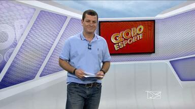 GloboEsporte MA deste sábado (06.02.16) - GloboEsporte MA deste sábado (06.02.16) fala sobre a vitória do Maranhão contra o Imperatriz, pelo Campeonato Maranhense, e mais uma vitória do Maranhão Basquete contra o Santo André, pela LBF.