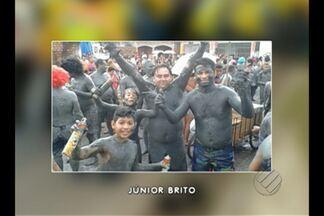 Veja as fotos de quem está se divertindo no Carnaval deste ano - As fotos são de telespectadores do É do Pará.
